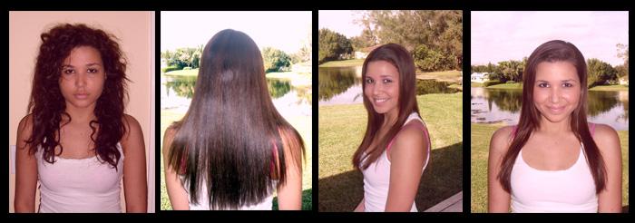 Keratin Straightening Before And After Keratin Straightening