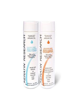 Shampoo conditioner moroccan oil sulfate free