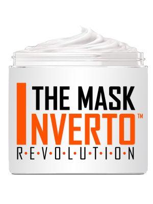 Inverto Keratin Mask repairs damaged hair at first application 240ml