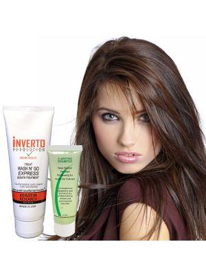 inverto Keratin Treatments