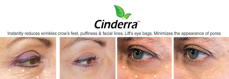 cinderra eye gel