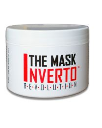 Inverto Keratin Mask repairs damaged hair at first application 240ml