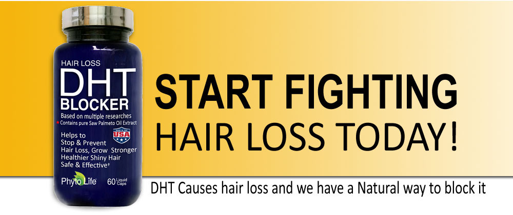DHT Blocker for hair loss